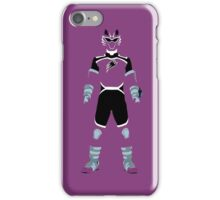 Power Rangers Jungle Fury Wolf Ranger iPhone Case iPhone Case/Skin