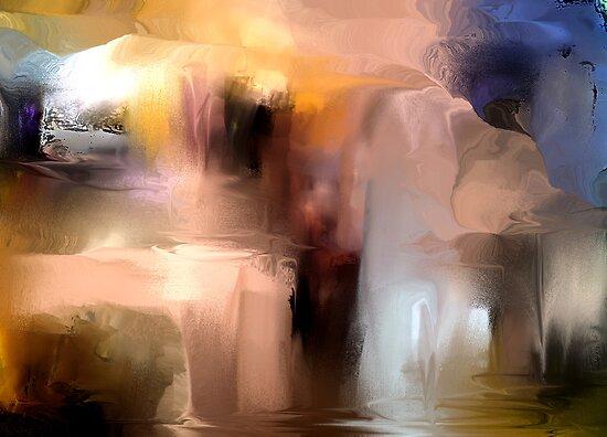 Projection (2nd version) by Anivad - Davina Nicholas