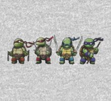 TMNT by GrizzlyJerr