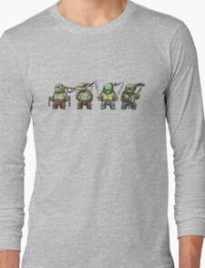 TMNT Long Sleeve T-Shirt