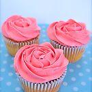 Cupcakes by Sarah Fulford