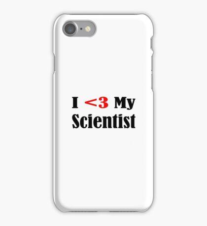 Scientist iPhone Case/Skin
