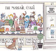 'The Mayfair Cafe' by nina-d