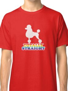 Totally Straight: Manservant Classic T-Shirt