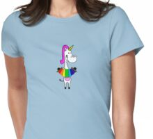 The Legendary Uniccordian Womens Fitted T-Shirt