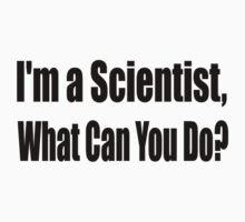 Scientist Kids Tee