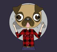 Beware the Were-Pug! Unisex T-Shirt
