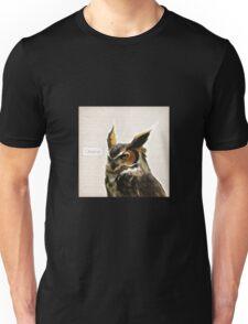 Bird Notes: Observe Unisex T-Shirt