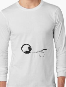 Journey into sound Long Sleeve T-Shirt