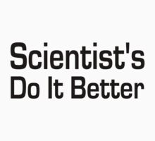 Scientist One Piece - Long Sleeve