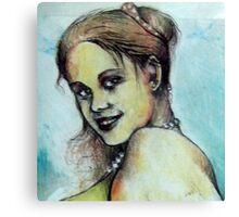 AJ  Canvas Print