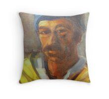 Cape fisherman Throw Pillow