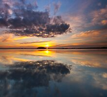 Tooliorook Sunset by Neil
