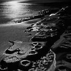 Full Moon over Bateau Bay by Belinda  Churchill