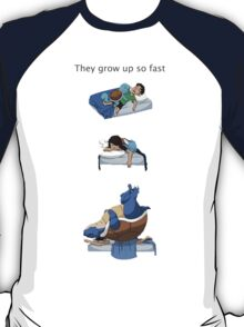 They grow up so fast T-Shirt