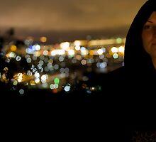 By the lights by Jocelyn  Parry-Jones