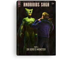 AS - Dr Gero's Monster Canvas Print