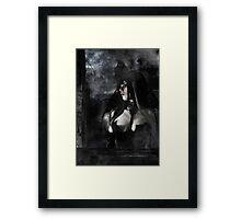 Gothic Framed Print