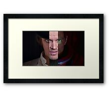 2001: A Clockwork Shining Framed Print