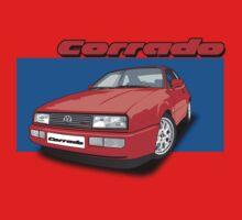 VW Corrado  Kids Tee