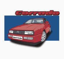 VW Corrado  by Steve Harvey