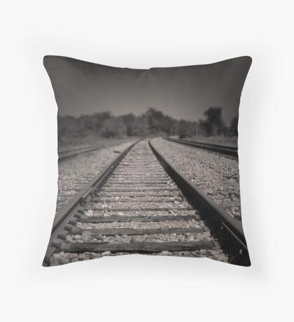 Turrell, Arkansas Throw Pillow