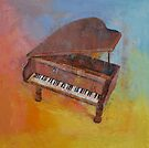 Toy Piano by Michael Creese