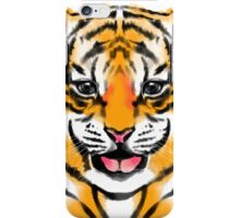 Easy Tiger Cub iPhone Case/Skin