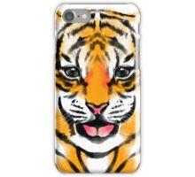 Easy Tiger Cub iPhone Case/Skin