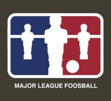 Major League Foosball (color) by bigjinks