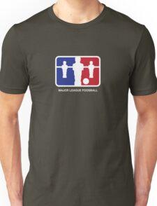Major League Foosball (color) Unisex T-Shirt