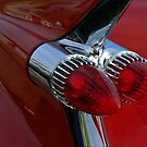 Classic Chrome & Lipstick Red by paintingsheep