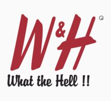 what the hell! by giancio