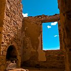 Farina Historic Ruins - South Australia by Stephen Permezel
