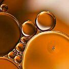 Orange drops by Mandy Brown