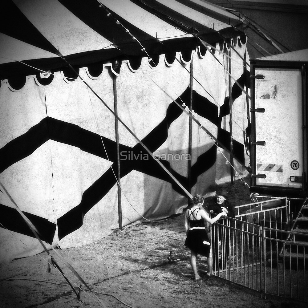 Circus conversation by Silvia Ganora