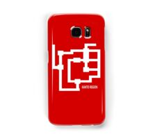 Kanto Region Map Samsung Galaxy Case/Skin