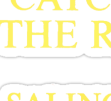 J.D. Salinger - Catcher In The Rye Sticker