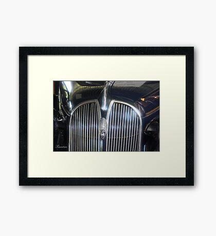 Oldtimer beauty.  Framed Print