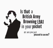 Browning L9A1 T-Shirt