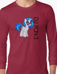 DJ PON-3 Long Sleeve T-Shirt