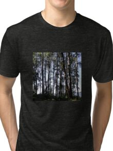 Riverside Trees Tri-blend T-Shirt