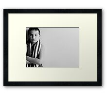 Matthew Paul Framed Print