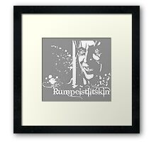 Once Upon a Beast Framed Print