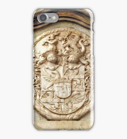 Genetti Family Coat-of-Arms iPhone Case/Skin