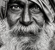 Street portrait by Mark Smart