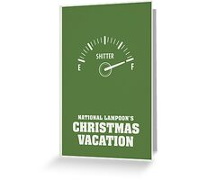 National Lampoons Christmas Vacation Greeting Card