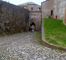 Torrechiara Castle - Parma  by sstarlightss