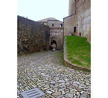 Torrechiara Castle - Parma  Photographic Print