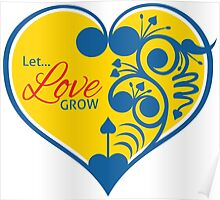 Let Love Grow Poster